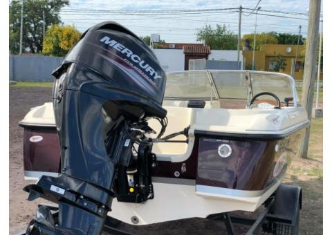 Bermuda 160 Open Sport con Mercury 50HP 4T 0KM