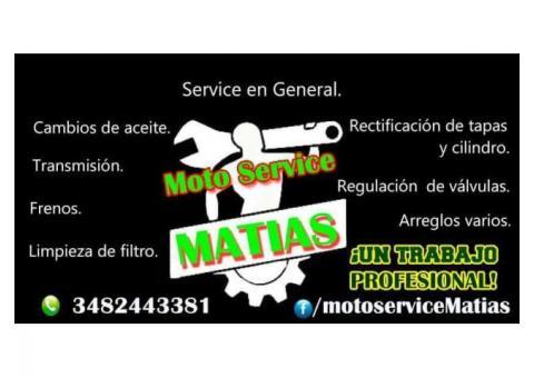 MOTO SERVICE MATIAS