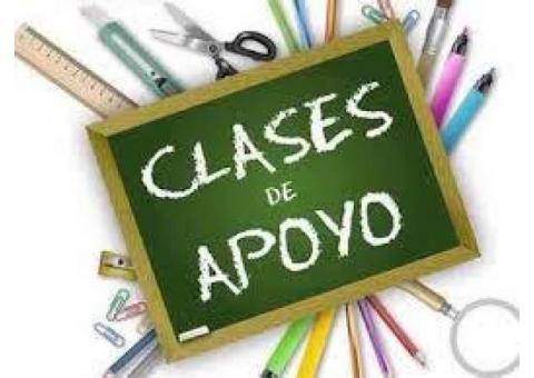 CLASE DE APOYO