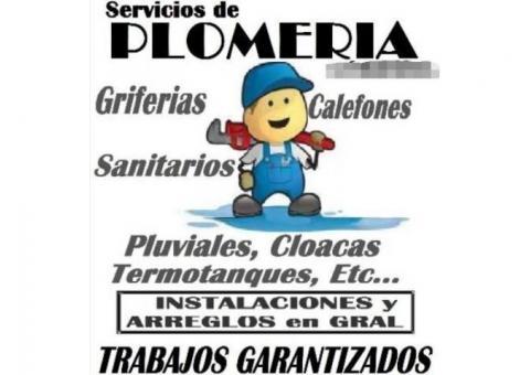 PINTURA Y PLOMERIA!!!