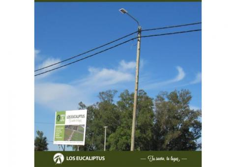 Venta De Lotes, Terrenos Los Eucaliptus Reconquista