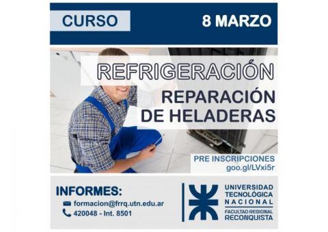REPARACIÓN DE HELADERAS