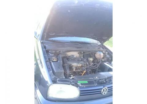 Vw GOLF diesel turbo