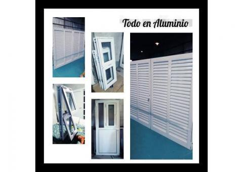FC-Aberturas de Aluminio en Gral.