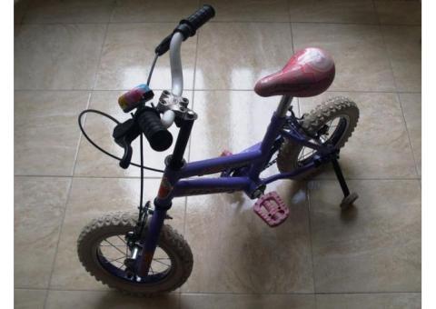 Bicicleta de Nena Rod 12