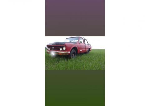 Chevrolet Brava c-10