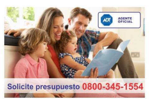 Alarma Hogar y Empresa en Reconquista -0800-345-1554 | ADT Agente Oficial | Monitoreo 24 horas