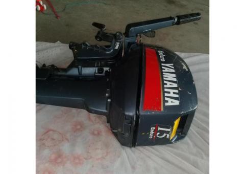 MOTOR YAMAHA ENDURO 15 HP