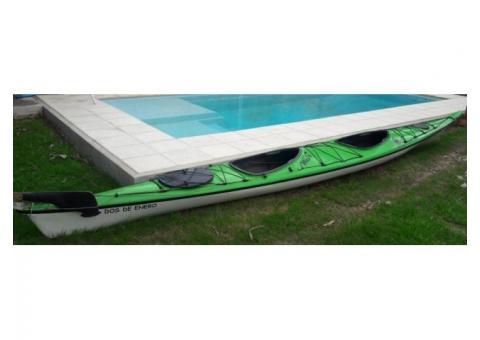 Kayak WEIR-DOS DE ENERO