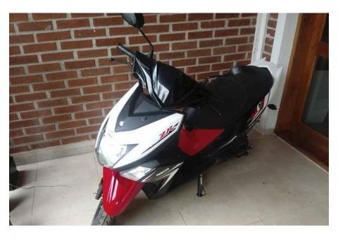 Yamaha RayFZ115 scooter