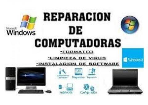 REPARACION DE PC...