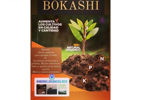 Abono orgánico//Tierra Fértil Orgánica//Biofertilizante Líquido