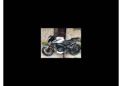 Rouser NS 200 /modelo: 2020