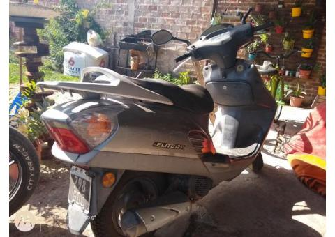 Vendo honda elite 125