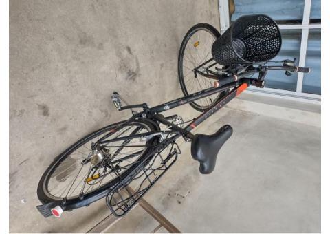 Bicicleta de paseo SLP