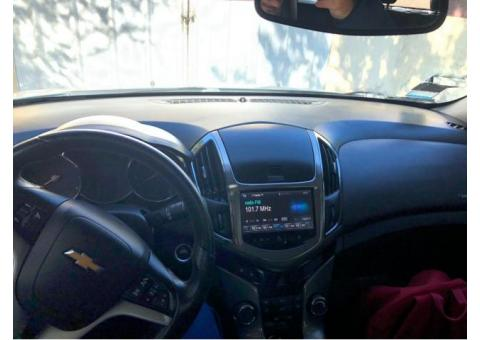 Chevrolet Cruze ltz 5 P MT141cv